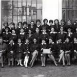 """Isituto Magistrale """"Diodata Roero di Saluzzo"""" a.s. 1963/64 – classe prima Insegnante di lettere: prof. Camagna"""