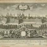 Alessandria – F.B. Werner del.; J.G.Ringlin Sc.; Mart. Engelbrecht excud. A.V. – Gabinetto delle Stampe antiche e moderne, Alessandria.
