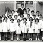 "1955 – Scuola ""G. Galilei"" – Classe I"
