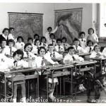 "Scuola elementare ""Galileo Galilei"" -A.S. 1959/60 Classe quinta. Insegnante: Giuseppina Berruti Longo"