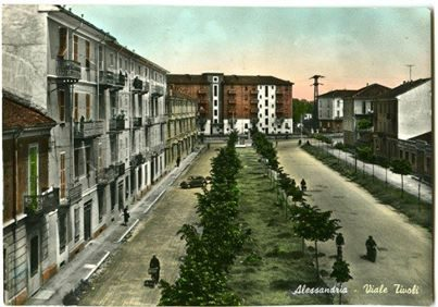 Viale Tivoli e Corso C. Marx