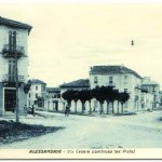 Via Cesare Lombroso ang. Via Napoli