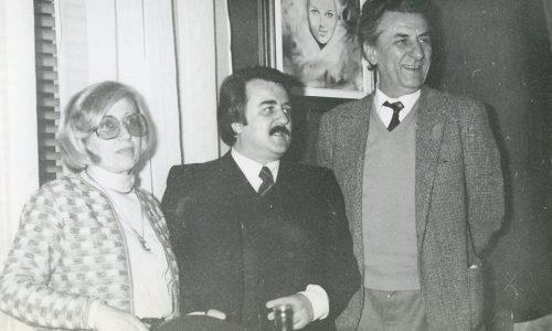 Emma Camagna, Ugo Boccassi e Cesarino Fissore