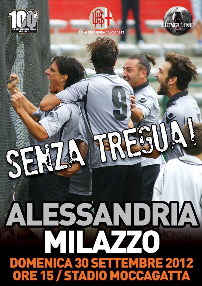 ALESSANDRIA-MILAZZO 2012 5-1