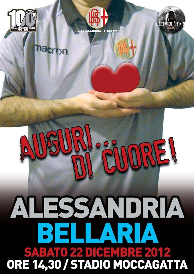 Alessandria-Bellaria 22-12-2012