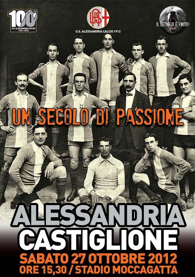 Alessandria-Castiglione 2012