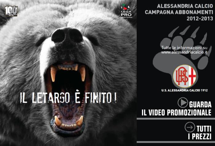 Campagna abbonamenti 2012-2013