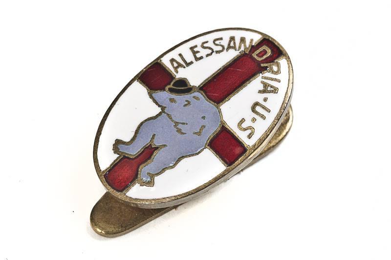 Distintivo U.S.Alessandria fino anni 20