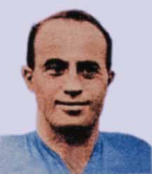 I giocatori dell'Alessandria Calcio: Giovanni Ferrari