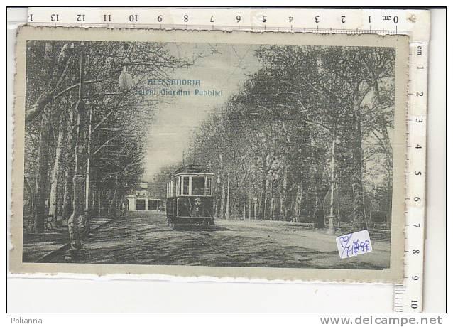 VIALE GIARDINI PUBBLICI - 1917