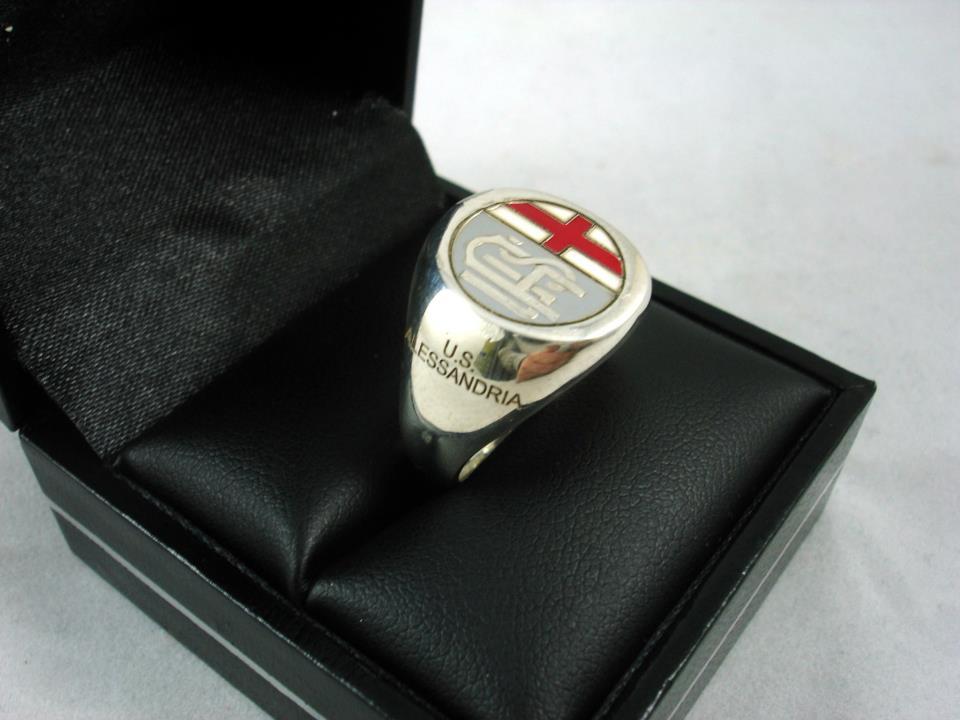 anello commemorativo dei grigi. foto 2