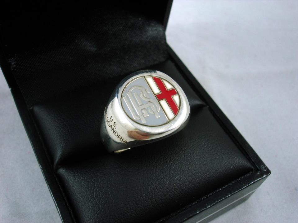 anello commemorativo dei grigi