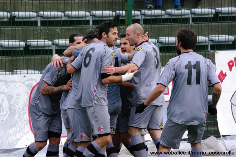 05-01-014 Alessandria-Pergolettese 3-1 Gol di Sirri