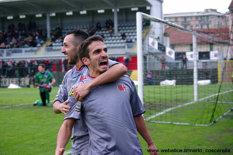 05-01-014 Alessandria-Pergolettese 3-1 Gol di Spighi. (3)