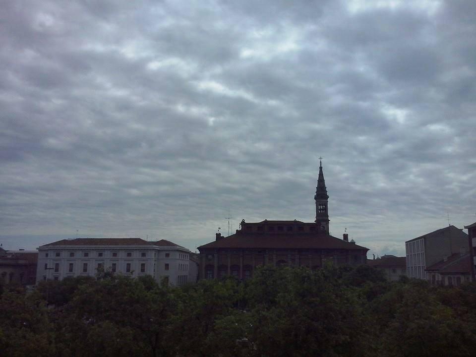 Il cielo sopra Alessandria - 2014
