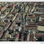 Alessandria vista dall'alto