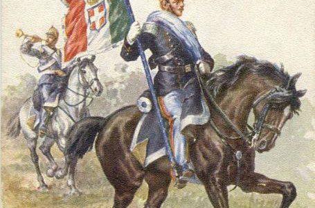 1850 – Costituzione dei Cavalleggeri di Alessandria