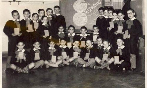 Scuola Elementare G. Bovio, V Elementare.