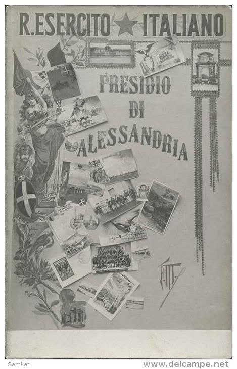 1904 - Regio Esercito Italiano Presidio di Alessandria