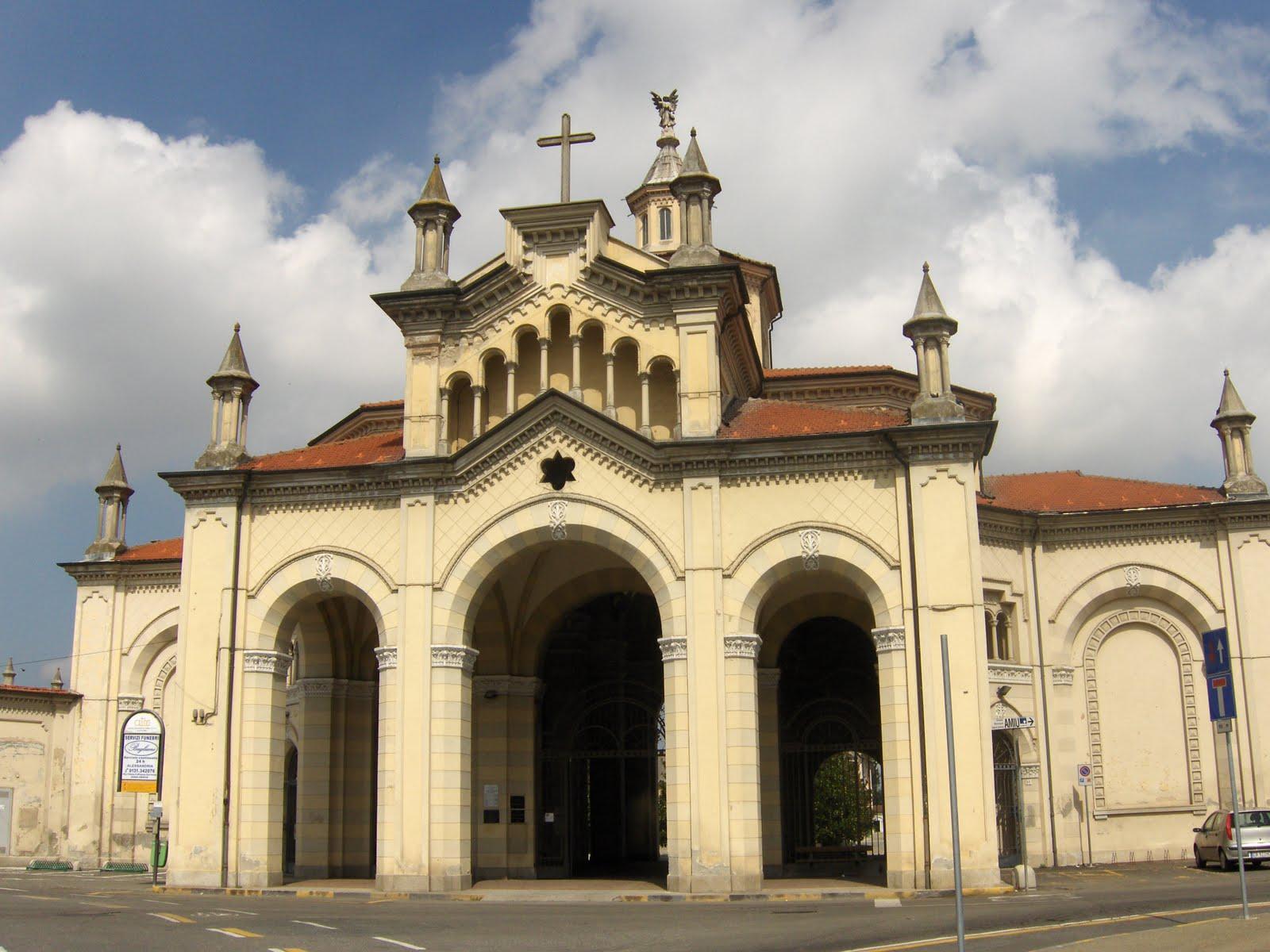 Chiesa del Cimitero urbano