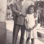 Paola Valfredi:  io con il sindaco Basile