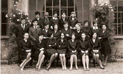 Anno scolastico 67/68 classe 3C Ist. G. Migliara.