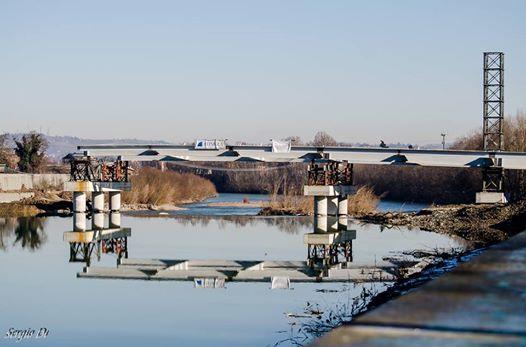 Avanzamento dei lavori - gennaio 2015. foto Sergio Di.
