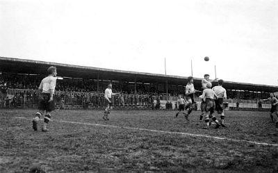 Il 16 giugno 1929 i Grigi battono il Modena 3-1, Cattaneo segna il gol n. 81 con l'Alessandria, ma la giornata passa alla storia perché quella con gli emiliani è l'ultima gara che si gioca nel glorioso campo degli Orti di cui inizierà, il giorno dopo, la demolizione.