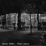 Alessandria – giardini pubblici (notturno).