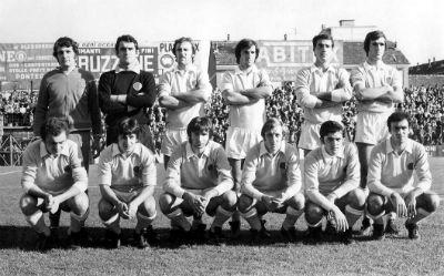 A Modena non bisogna perdere e la finale arriverà. La parola d'ordine è questa. 24 maggio 1973, i Grigi di Marchioro pareggiano in rimonta con i gialloblu, reti di Salvadori e Lorenzetti e raggiungono la finale di Coppa Italia Semi Pro. Se la vedranno con l'Avellino.