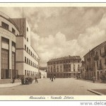 Alessandria – Piazzale Littorio