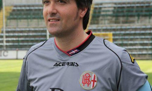 Il presidente dell'Alessandria Calcio: Luca Di Masi (2014)