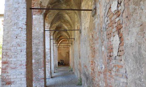 Chiostro chiesa di S. Maria di Castello