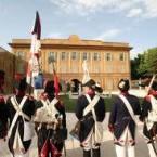 Museo di Marengo – Rievocazione storica della Battaglia di Marengo – Cortile d'Onore di Villa Delavo MUSICA MODA e Costume Nell'età Napoleonica