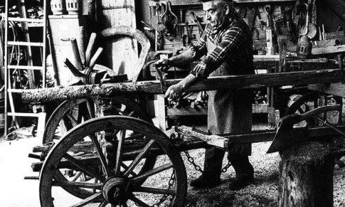 Il costruttore di carri.