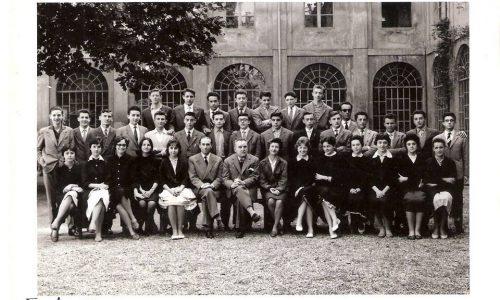 1958-59 – Classe 2C Istituto Magistrale Alessandria