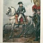 NAPOLEONE BONAPARTE Battaglia Marengo Alessandria 1887 Campagna d'Italia 1800