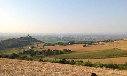 Le colline attorno ad Alessandria, luoghi belli e suggestivi