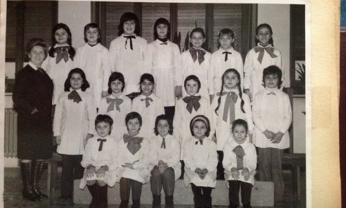 Terza elementare Scuola Carducci anno 1971…