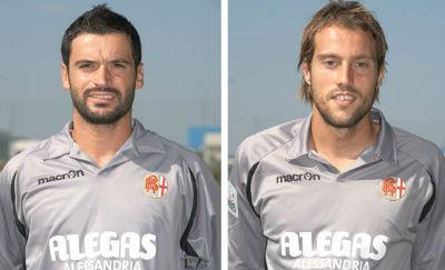 L'Alessandria di Sarri prende forma e il 20 luglio 2010 arrivano le firme di Matteo Negrini e Marco Martini. Parole cariche di speranza, le loro, nonostante le incognite dei primi giorni di ritiro. E il bello deve ancora venire…