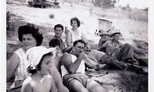 """Queste persone sono originarie di : """" Valle San Bartolomeo """" vicino ad Alessandria."""