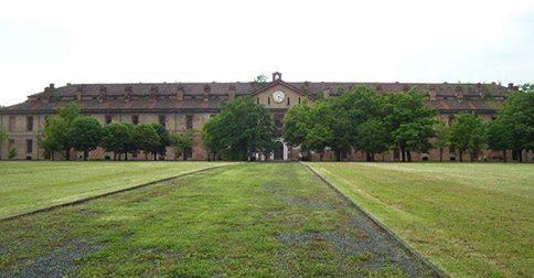 Cittadella di Alessandria vista dal Belvedere