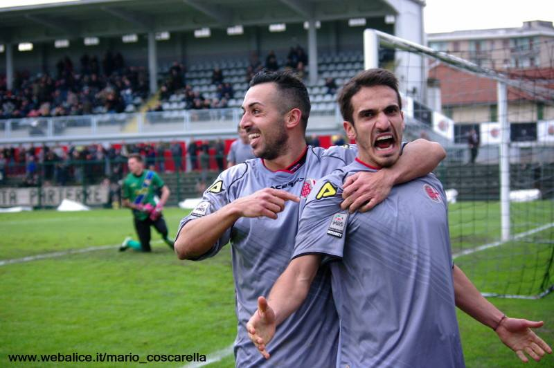 05-01-014 Alessandria-Pergolettese 3-1 Gol di Spighi. (2)