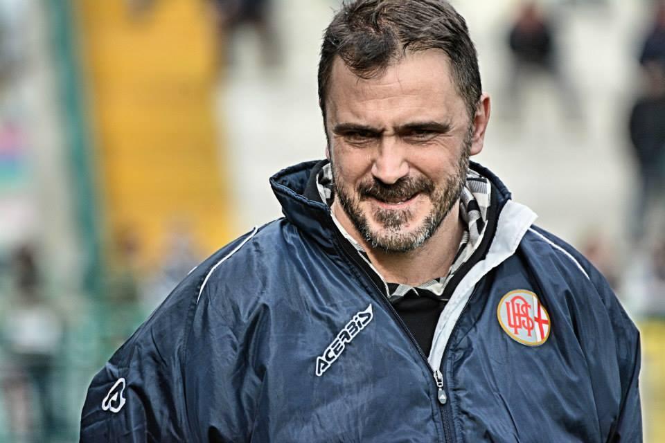 05-01-014 Alessandria-Pergolettese 3-1 Mister D'Angelo