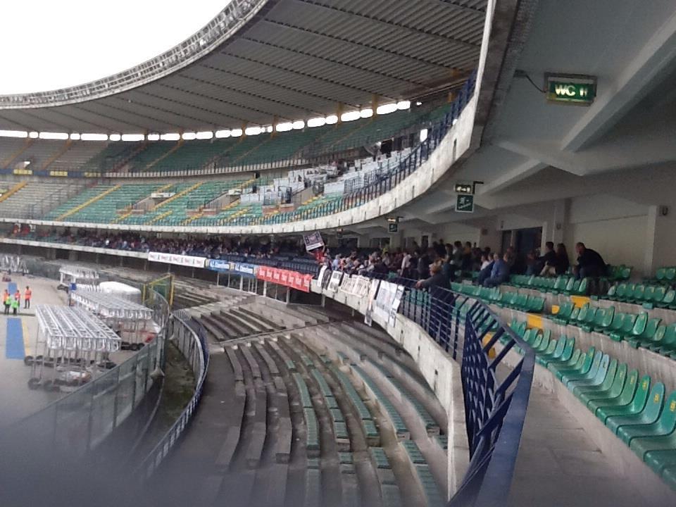 06-04-014 Virtus Verona-Alessandria i tifosi grigi al Bentegodi