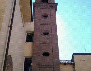 Ex chiesa S. Giovanni Decollato – Via Casale