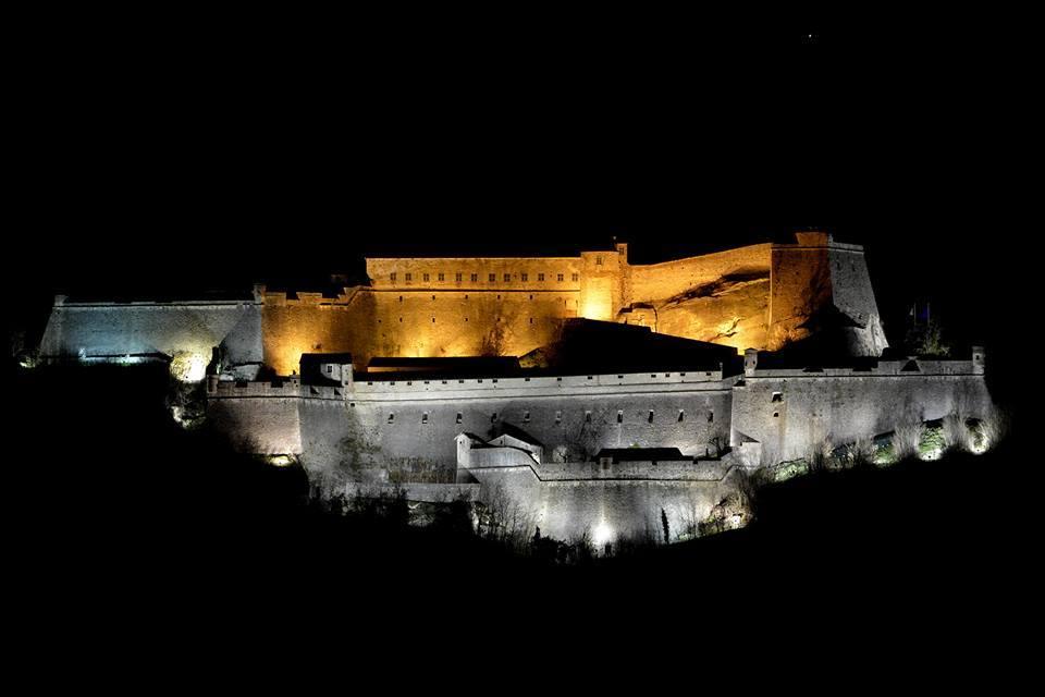 Il Castello-Fortezza di Gavi Foto Christian Longhi Arcella
