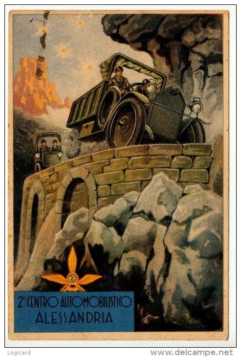 ALESSANDRIA 2' REGGIMENTO AUTOMOBILISTICO 1942
