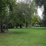 Piazza Villa… Nei primi anni '70 i baracconi vennero qui da P.zza Garibaldi