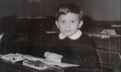 Carlo Poggio – Primo giorno di scuola alla Zanzi